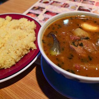 スープカレー(シンズキッチン (Singh's Kitchen))