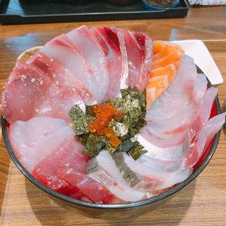 スペシャル丼(海鮮丼てんや 箱崎ふ頭店 )