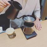 ハンドドリップコーヒー