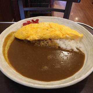 チーズオムカレー(高木珈琲店 烏丸店 (タカギコーヒーテン))