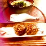えんめ麺とおにぎり(いただき繕)