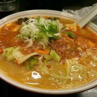 辛味噌タンメン(辛いラーメン14)
