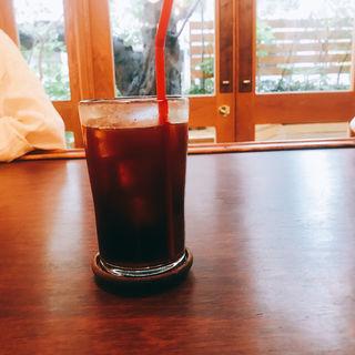 アイスアメリカン(パドラーズコーヒー 西原本店 (PADDLERS COFFEE))