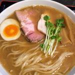 焼き秋刀魚醤油らぁ麺