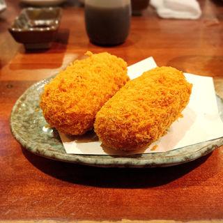 カニクリームコロッケ(居酒屋 いかり屋 )
