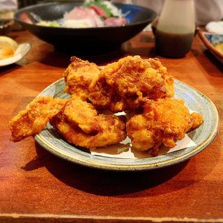 若鶏の唐揚げ(居酒屋 いかり屋 )