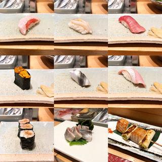 寿司(築地寿司清京都大丸店 )