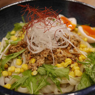 四川風 旨辛和え麺(温・冷)(讃岐麺屋 あうん )