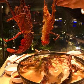 海鮮鍋(ほうば )