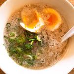 えび風味半熟卵ラーメン(幸心堂 )