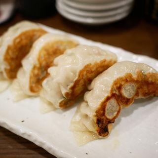 焼餃子(4個)(味噌蔵ふくべえ)