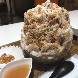 かけラーメン(鶏醤油)(麺とかき氷 ドギャン)