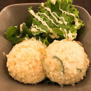 ポテトサラダ(スープカレー屋 鴻 神田駿河台店 (スープカレーヤ オオドリー))