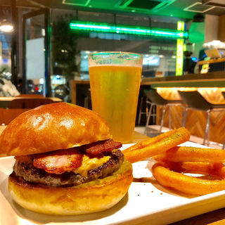 ピーナッツバターバーガー(Craft Burger co. (クラフト バーガー))