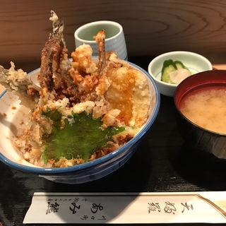 ハゼ天丼(あみ熊 (あみくま))