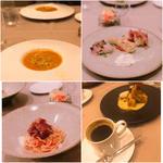パスタコース   猪生ハムアマトリチャーナ(クッチーナ トラスクア (Cucina Trasqua))