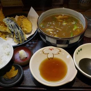 得々カレー定食(うどん日和 )