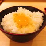 比内地鶏卵 100円(税込)