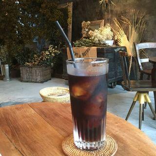 水出しアイスコーヒー(プルミエ・エタージュ)