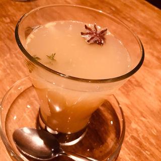 アップルジンジャーシナモン(cinq cafe (5 cinq cafe、サンクカフェ))