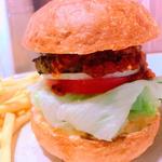 ボロネーゼバーガー(バギーバーガーアンドレストラン (Buggy -burger&restaurant-))