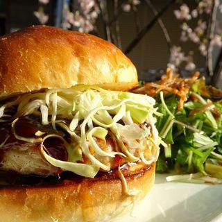 照り焼きチキンバーガー(Craft Burger co. (クラフト バーガー))