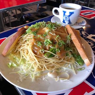 スパゲティー ビリー・レイ  (ユーケーワイルドキャッツカフェ 西宮武庫川店  (U・K WILDCATS CAFE))