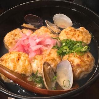 だし蛸(蛸焼とおでん クレ)