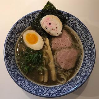 濃い煮干しそば(麺屋 169 )