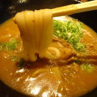 和牛肉カレーうどん(福ちゃん )