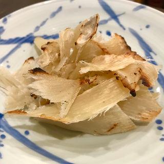 エイヒレ(炙り割烹 口福 いど屋)