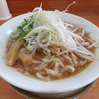 味噌ラーメン(天天食堂)