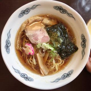 中華そば(麺屋 史 )