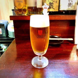 生ビール(六本木 五太夫 )
