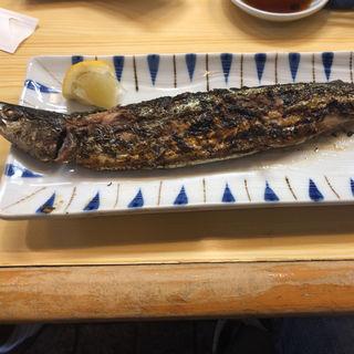 焼き魚(恭寿司)