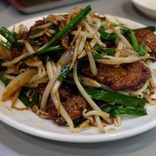 レバニラ(中国料理 天幸 )