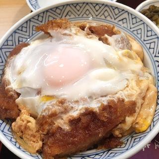 黒豚スペシャルかつ丼