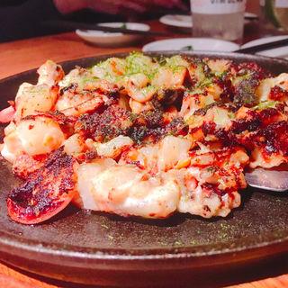 漁師の焼きポテトサラダ(はまらいん 恵比寿本店 )