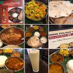 ノンベジミールス(アーンドラ・ダイニング 銀座 (Andhra Dining GINZA))