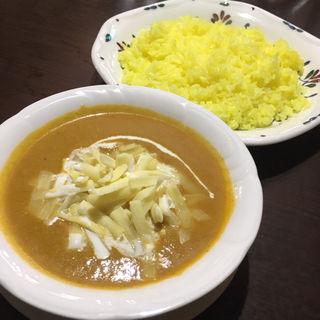 チーズカレーセット(サンティプール 今池店 (SANTIPUR))