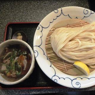 神戸ポークのつけ麺(はまもと )