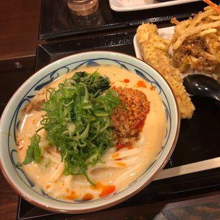 うま辛坦々うどん(丸亀製麺 千日前店 )