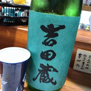 日本酒(割烹 むら井 (かっぽう むらい))