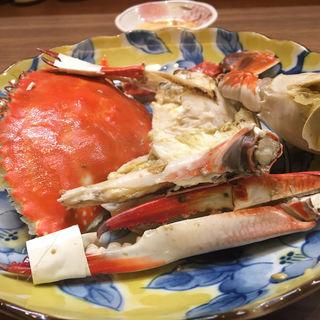 渡り蟹(活魚専門 市村)