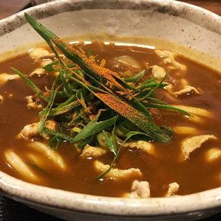 カレーうどん(JUN大谷製麺処 (ジュンオオタニセイメンショ))
