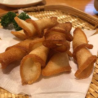チーズ巻き(とんかつミカド)