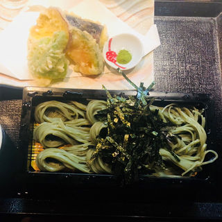 野菜天ざる(匠 渋谷文化村通り店 (たくみ))