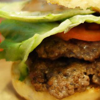 ダブルバーガー(ユーエスバーガー (US Burger))