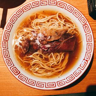宮崎牛A5ガツンとラーメン&トウモロコシごはんセット(グラシア (食堂酒場Gracia))