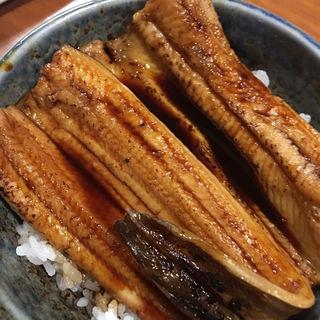 穴子丼(吉良の店)
